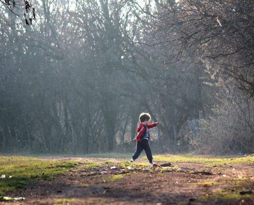 kind maakt moeilijk vrienden, start Rots en Water Heerenveen